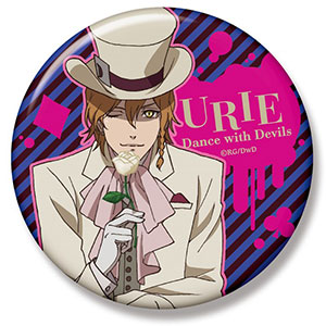 Dance with Devils - Big Can Badge - Urie Sogami Ver.2