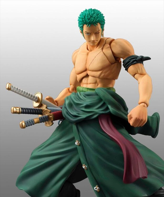 One Piece - Roronoa Zoro Variable Action Heroes Re-Release