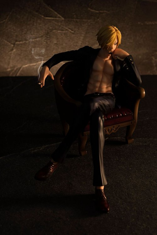 One Piece - 1/8 Sanji S.O.C Limited Excellent Model Series POP PVC Figure