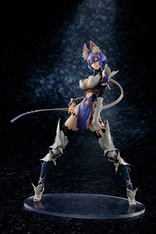 7th Dragon III Code:VFD - 1/7 Rune Knight PVC Figure