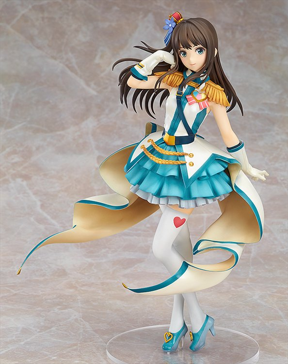 Idol Master Cinderella Girls - 1/8 Rin Shibuya ver. Crystal Night Party