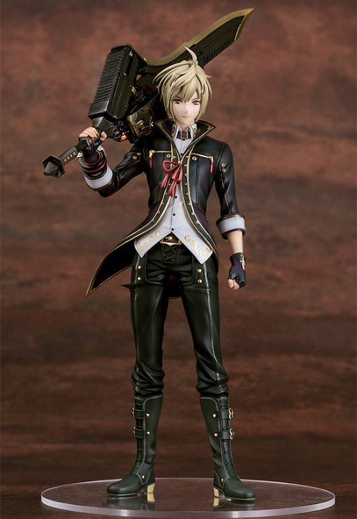 God Eater 2 Rage Burst - 1/8 Julius Visconti PVC Figure