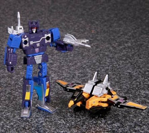 Transformers - MP-16 Masterpiece Frenzy & Buzzsaw Set Re-Release