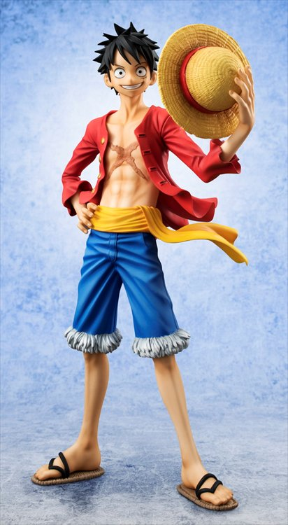 One Piece - Luffy Sailing Again Ver 2 Portrait of Pirates PVC Figure