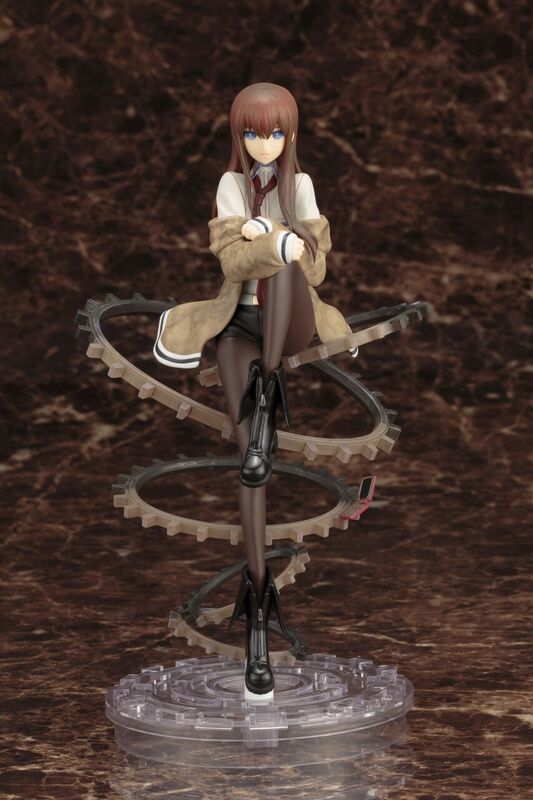 Steins Gate - 1/8 Kurisu Makise PVC Figure