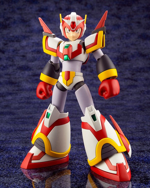 Mega Man X - Force Armor Rising Fire Ver.
