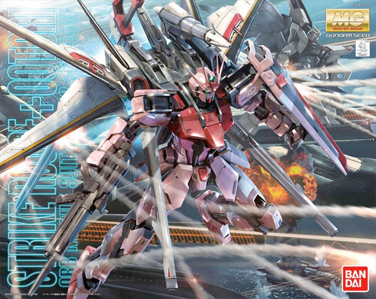 Gundam Seed - 1/100 MG Strike Rouge Otori Equioment Ver RM Mode kit