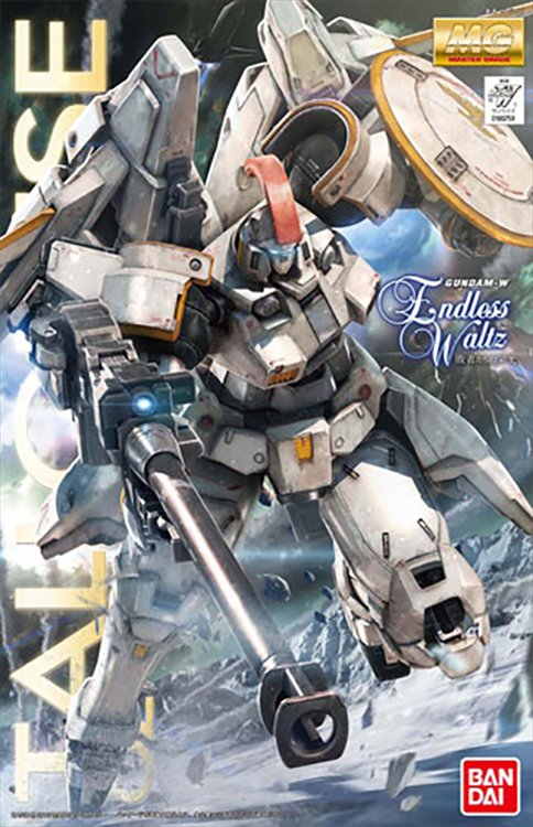 Gundam - 1/100 MG Tallgeese Model Kit