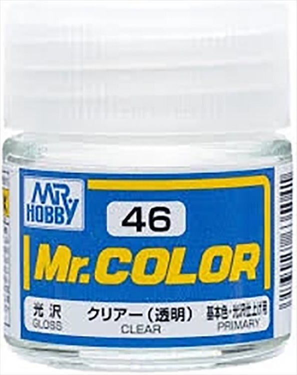 Mr Color - C 46 Gloss Clear