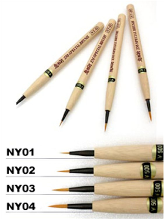 ZM Brush - Face Painting Brush NY01