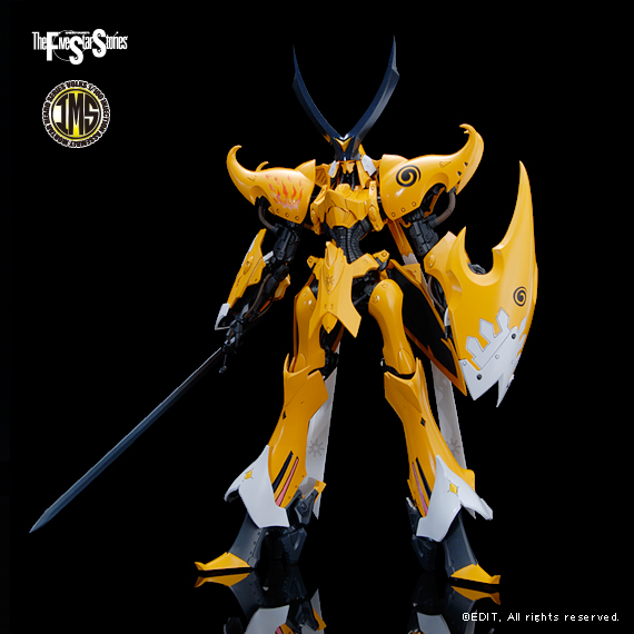 Five Star Stories - 1/100 V Siren Prominence IMS Model Kit
