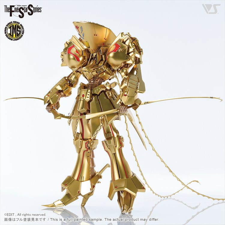 Five Star Stories - 1/100 Knight Of Gold IMS Model Kit