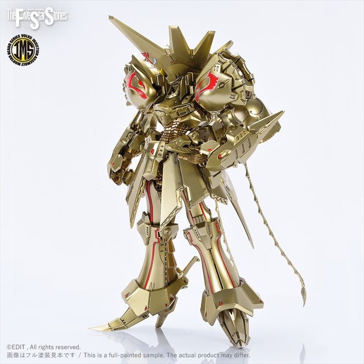 Five Star Stories - 1/100 Knight Of Gold AT IMS Model Kit