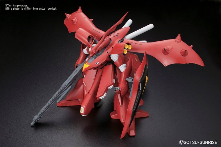 Mobile Suit Gundam - 1/100 Reborn-100 Nightingale Model Kit