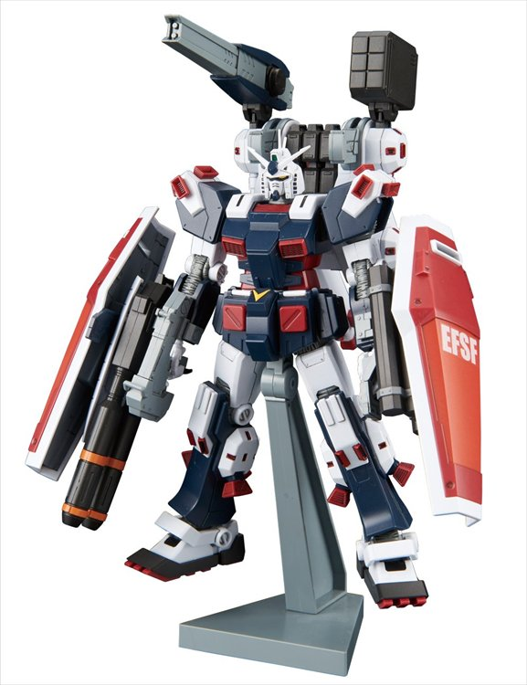Gundam Thunderbolt - 1/144 Full Armor Gundam Thunderbolt Version Anime Color HGTB Model Kit
