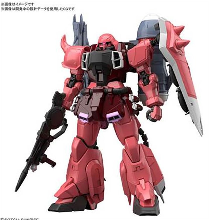 Gundam MG - 1/100 Zaku Warrior Lunamaria Ver Model Kit