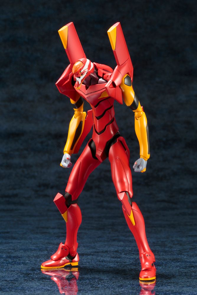 Evangelion - Non Scale Type-02 Tv Ver. Model Kit