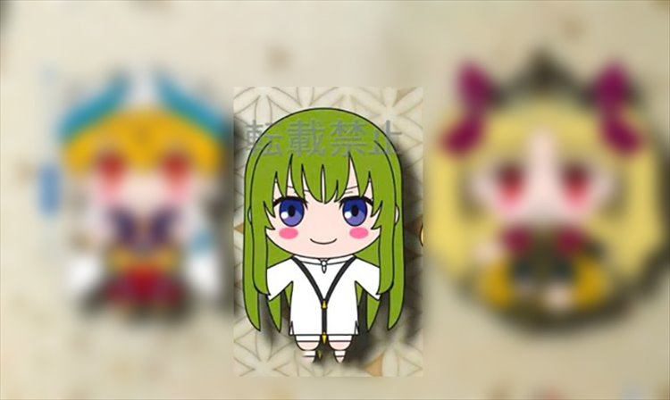Fate Grand Order - Enkidu Lancer Medium Plush