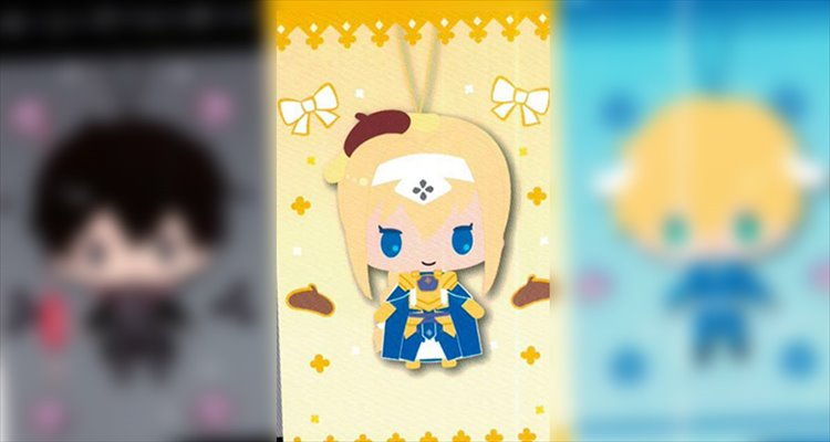 Sword Art Online Alicization - Alice Sanrio Plush