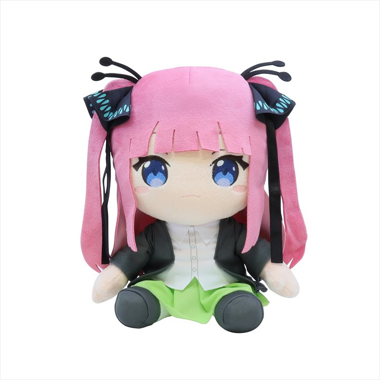 The Quintessential Quintuplets - Nino Big Plush