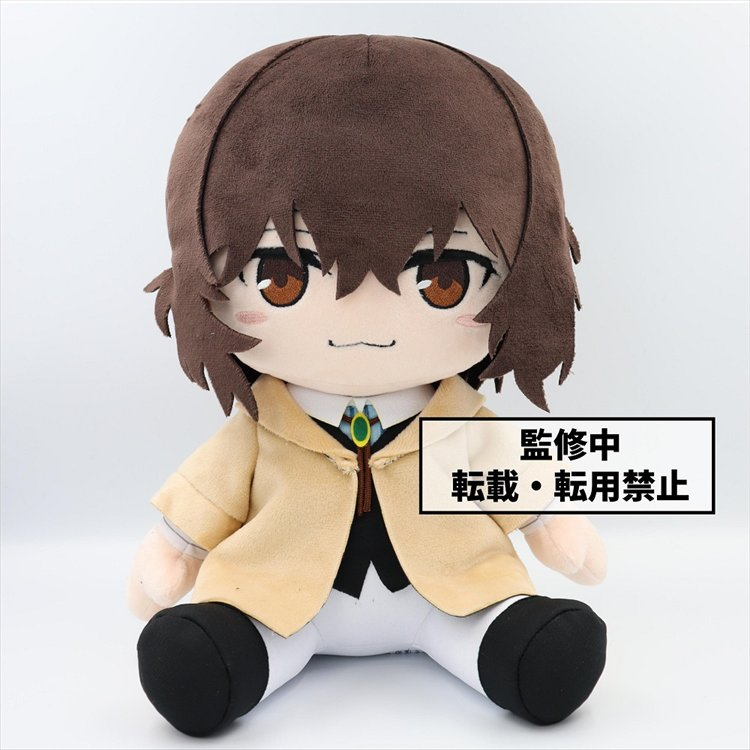 Bungo Stray Dogs - Dazai Osamu Ver. A Big Plush