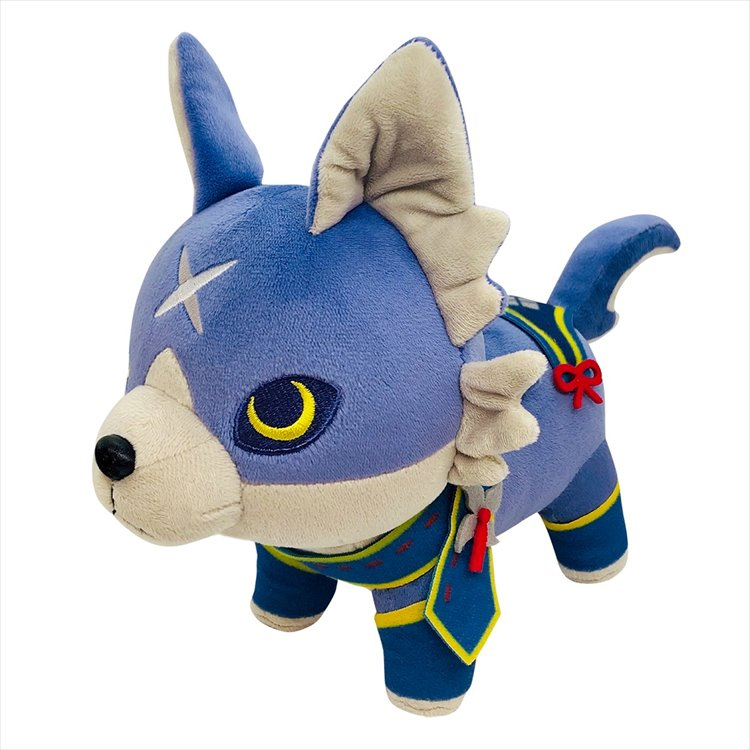 Monster Hunter Rise - Palamute Chibi Plush