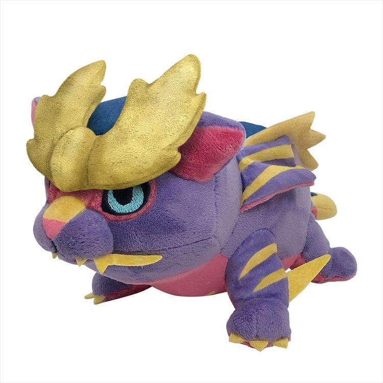 Monster Hunter Rise - Magnamalo Chibi Plush