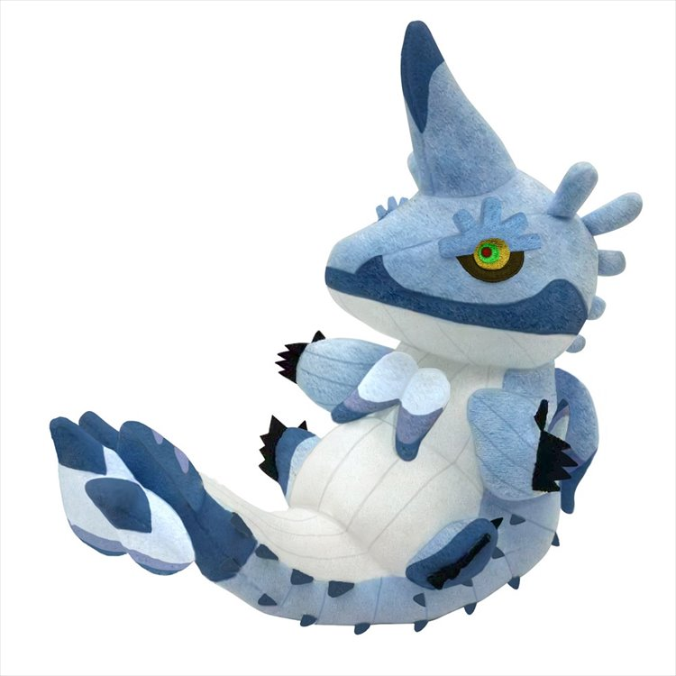 Monster Hunter - Wind Serpent Ibushi Chibi Plush