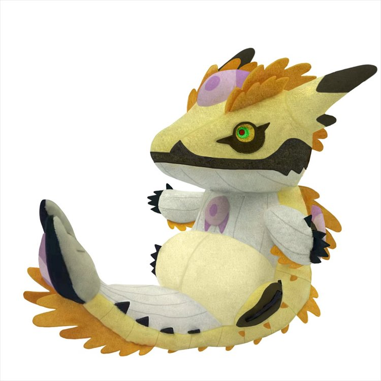 Monster Hunter - Thunder Serpent Narwa Chibi Plush
