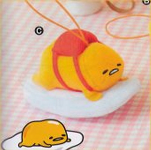 Gudetama Keshigomu - Version 6 Plush C