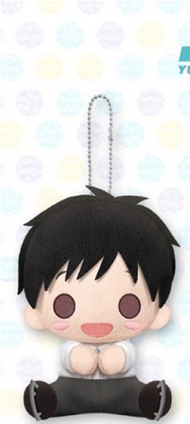 Yuri On Ice - Yuri Katsuki Pitanui Keychain Plush