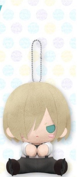 Yuri On Ice - Yuri Plisetsky Pitanui Keychain Plush