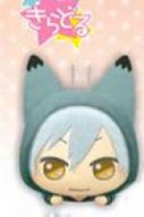 Idolish 7 - Haruka Isumi Grey Fox Ver. Medium Plush
