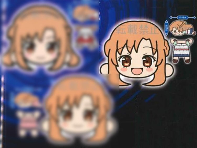 Sword Art Online - Asuna Nesoberi Medium Plush B