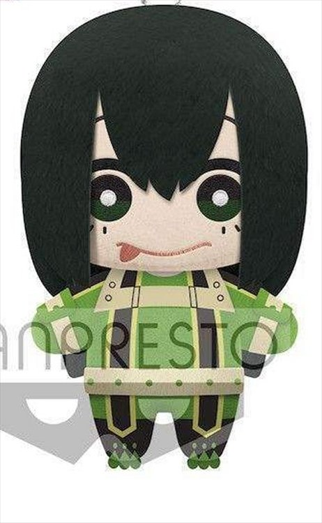 My Hero Academia - Tsuyu Asui Small Plush Re-Release